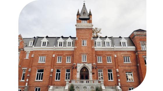 McGreer Hall at Bishop's University