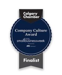 Glacier Culture Award - Dropshadow