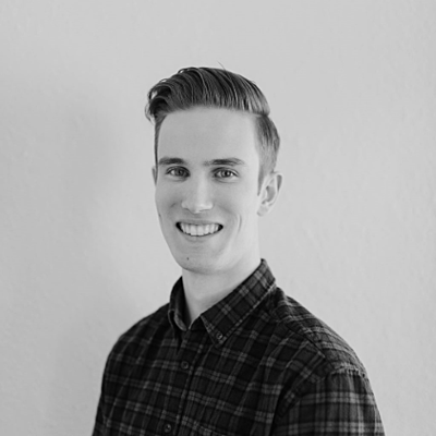 Ian Feil is the marketing manager at Glacier