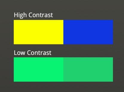 high-contrast-vs-low-contrast-colors