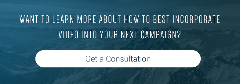 CTA Button_Want to learn more about how to best incorporate video into your next campaign? Get a consultation
