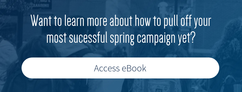 CTA_Want to pull off the best spring campaign ever? Access eBook