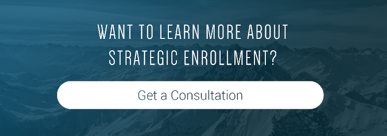 CTA Button_Want to learn more about strategic enrollment? Get a consultation