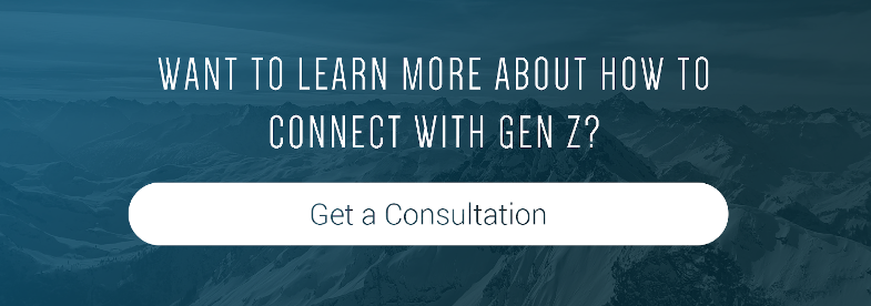 Blog CTA Button_Want to learn more about how to connect with Gen Z? Get a Consultation