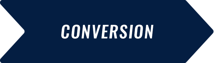 The importance of conversion for higher education marketers